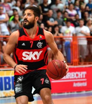 Flamengo X Limeira- semifinal NBB (Foto: João Pires/LNB)