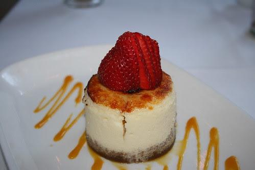 Cheesecake Brulee