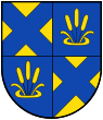 Coat of arms of Sankt Andrä am Zicksee