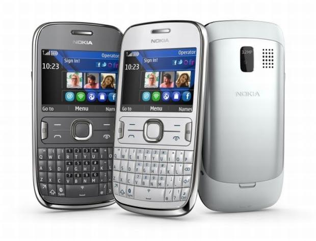 Nokia Asha 302 (Foto: Reprodução)