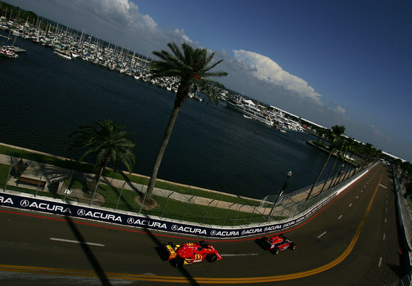 Honda Grand Prix of St. Petersburg Practice