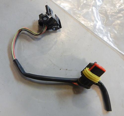 Ural Wrenching Rear Brake Pedal and Hal Sensor