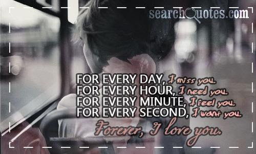 I Need U Forever Quotes Quotations Sayings 2019