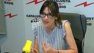 """Núria Parlon, aquest dijous, a """"El matí de Catalunya Ràdio"""""""