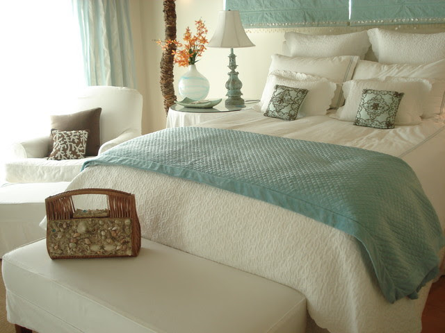 Beach House  Beach Style  Bedroom  los angeles  by Dailinger Designs
