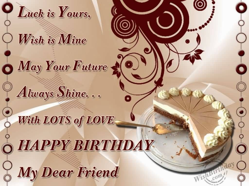 Birthday Wishes For Best Friend Female Quotes In Hindi Happy