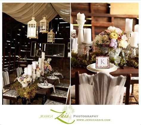 Shabby Chic Wedding Mockup ? Jessica Zais Photography