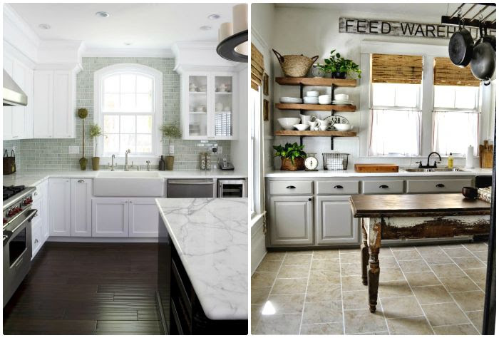 What Should Be Prepared To Build Beautiful White Kitchens ...