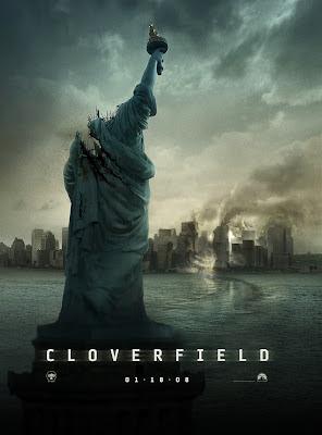 Official Cloverfield Poster