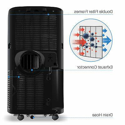 DELLA 14000 BTU Portable A/C Air Conditioner