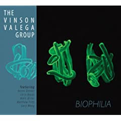 Vinson Valega Group  Biophilia cover