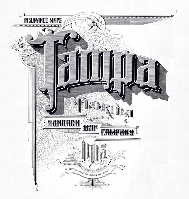 Tampa, Hillsborough County, Florida, 1915