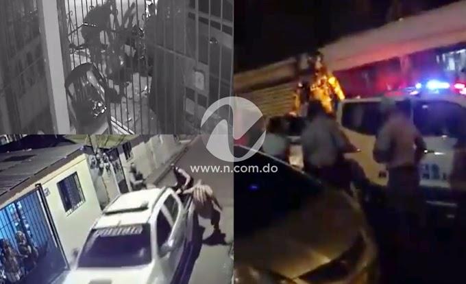 LAS PERSONAS EXPONEN HASTA SUS VIDAS POR NO DEJARSE ATRAPAR TRAS VIOLENTAR TOQUE DE QUEDA