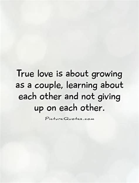 Growing Up Love Quotes