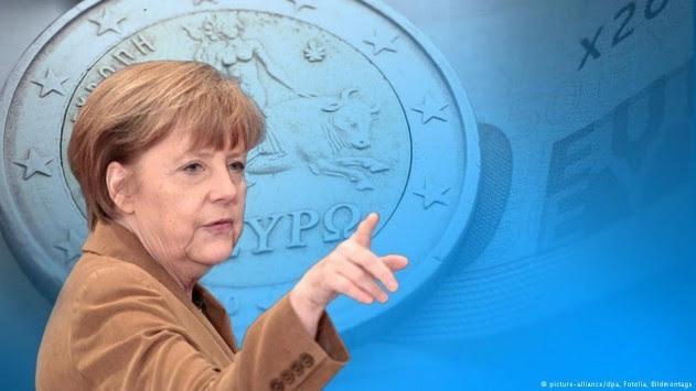 Η δραχμή θα είναι η μεγαλύτερη πολιτική ήττα της Μέρκελ