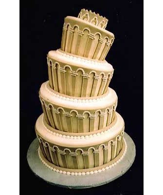 Leaning Tower of Pisa   Cake! Let them Eat Cake!!   Cake