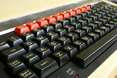 BBC B - keyboard