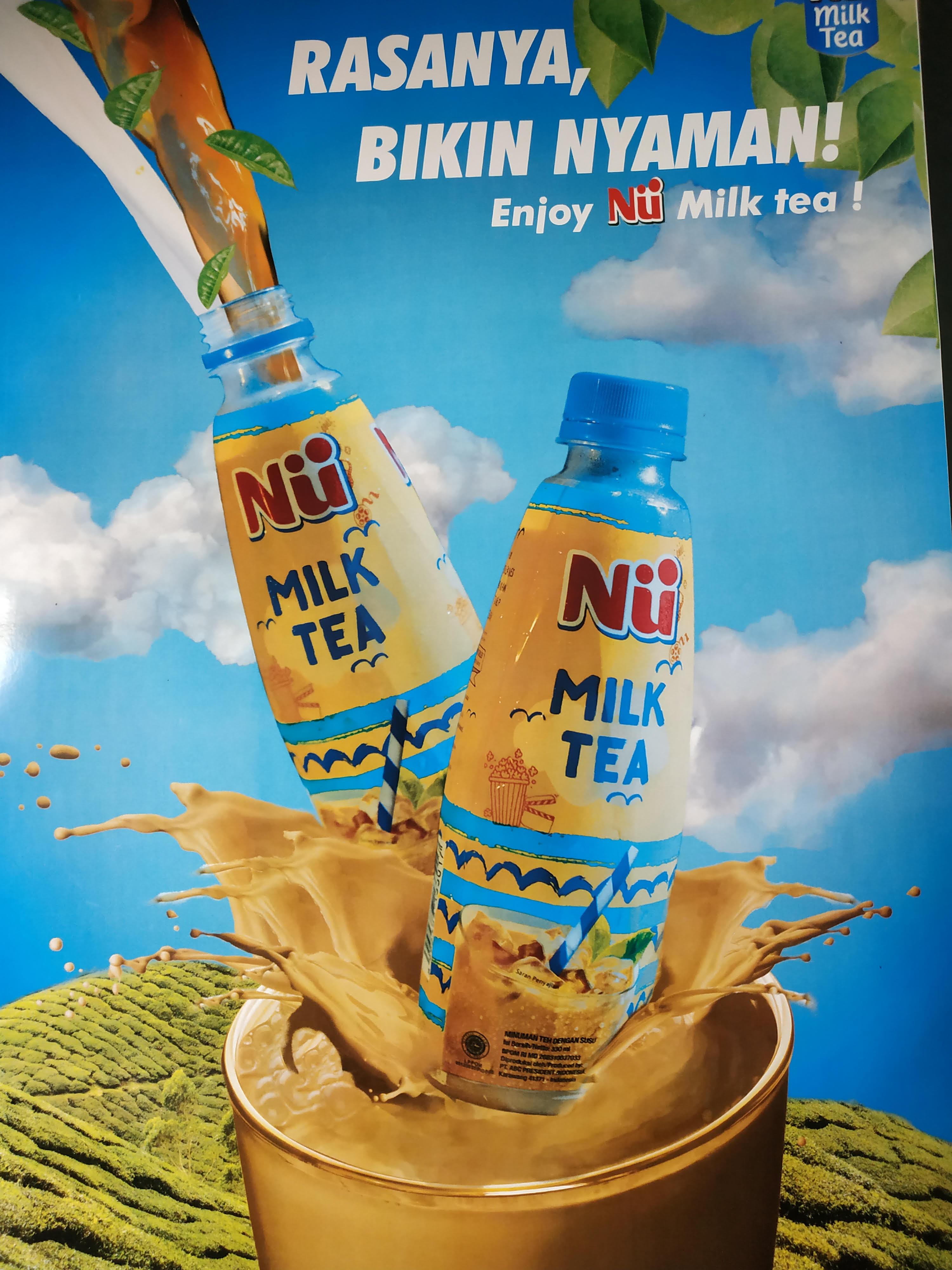 Materi Pelajaran 8 Contoh Gambar Iklan Produk Minuman