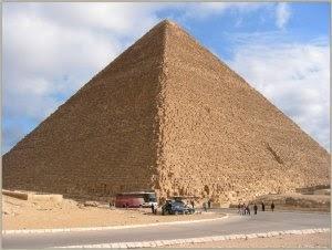 Τι βρήκαν στη μεγάλη πυραμίδα της Γκίζας... που δεν υπάρχει στη γη;