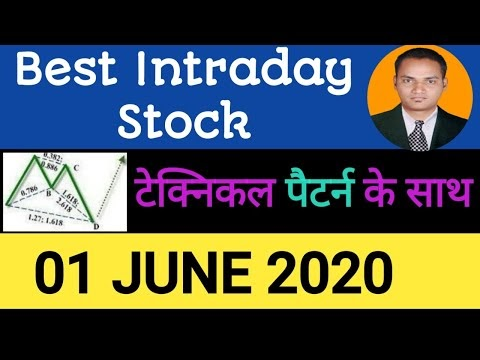 Best intraday trading stock For 01June 2020   stock for tomorrow trading...