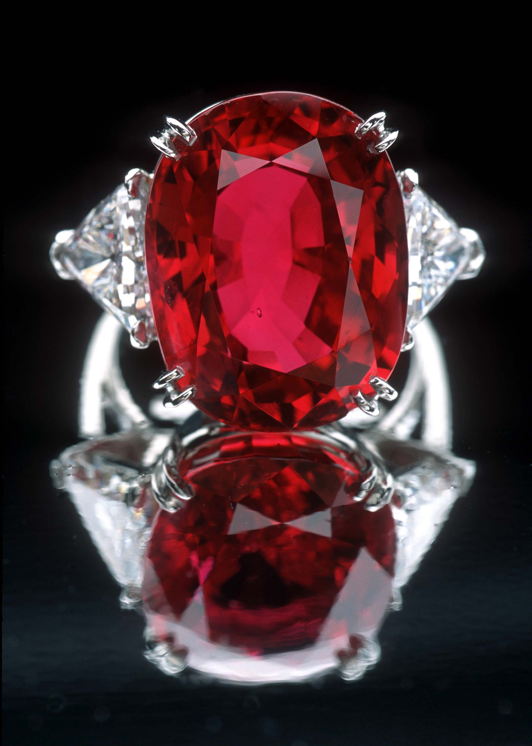 Trigonal Ruby ( Corundum) - Gem Resource International