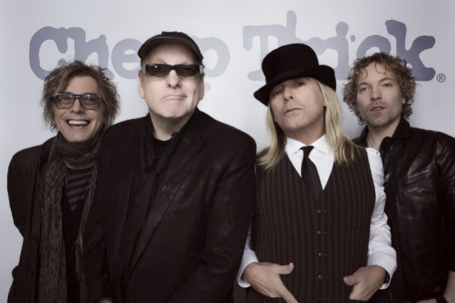 Cheap Trick Releases New Single The Summer Looks Good On You