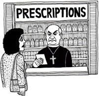 I'm sure your prescription falls under one of the Seven Deadly Sins...