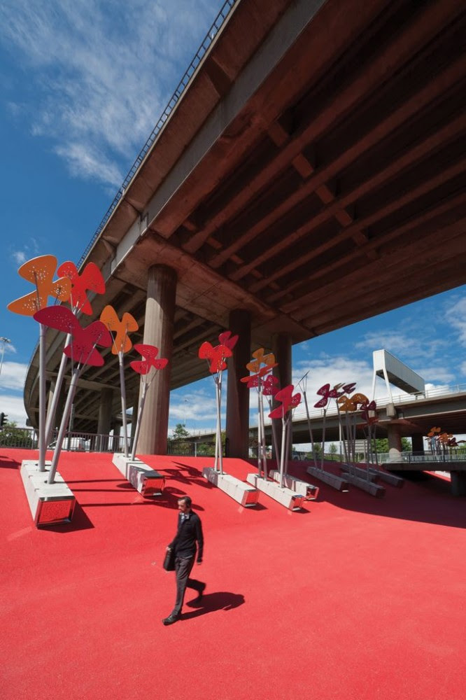 Arquitectura Paisajista, Garscube Link - 7N Architects + RankinFraser, diseño, arquitectura, paisajismo