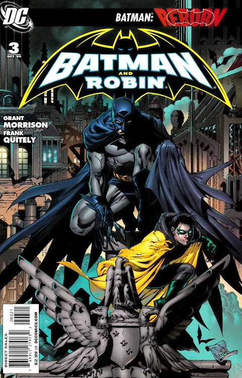 Batman And Robin Comic Covers