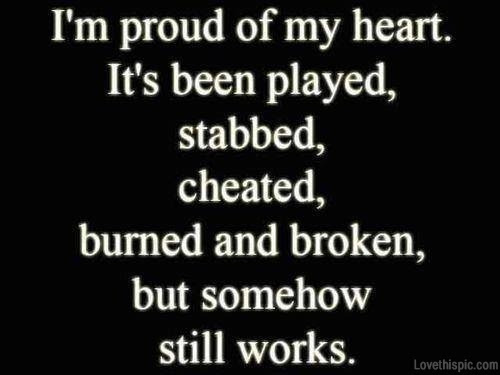 Be Careful With My Heart Quotes 98436 Loadtve