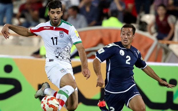Guam were beaten 6-0 by Iran both home and away during Football World Cup qualifying.