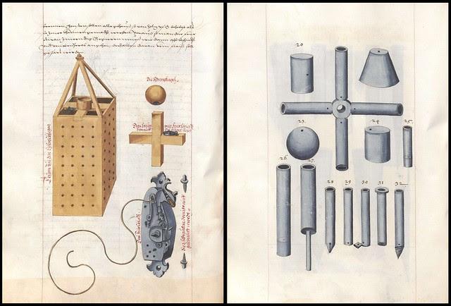 Feuerwerksbuch 246 + 384
