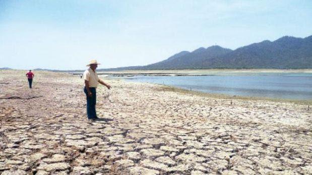 Así se vive la escasez de agua en el norte del país