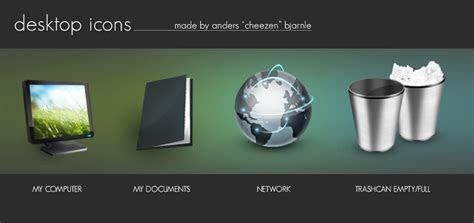 Desktop Icons by Cheezen on DeviantArt