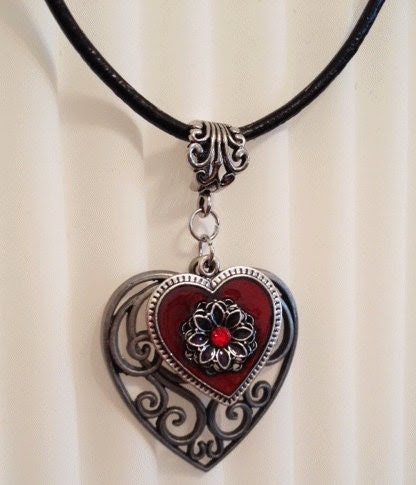 Give You My Heart Pendance Necklace