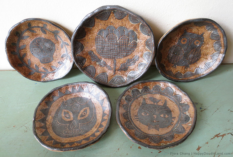 Stoneware Dishes