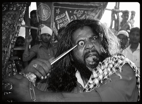 Mehboob Ali Bawa Of Panipat At Zinda Madar Shah Makanpur by firoze shakir photographerno1