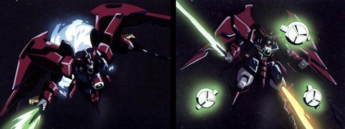 The Gundam Epyon.