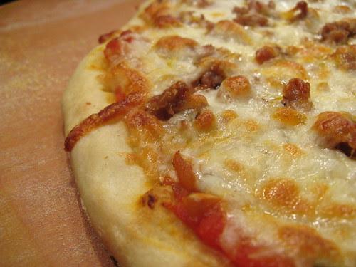 Daring Bakers Pizza