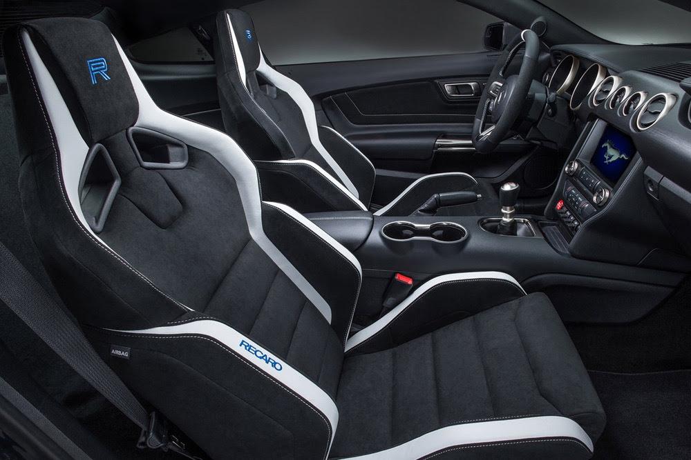 24 fotos más de Ford Mustang Shelby GT350R