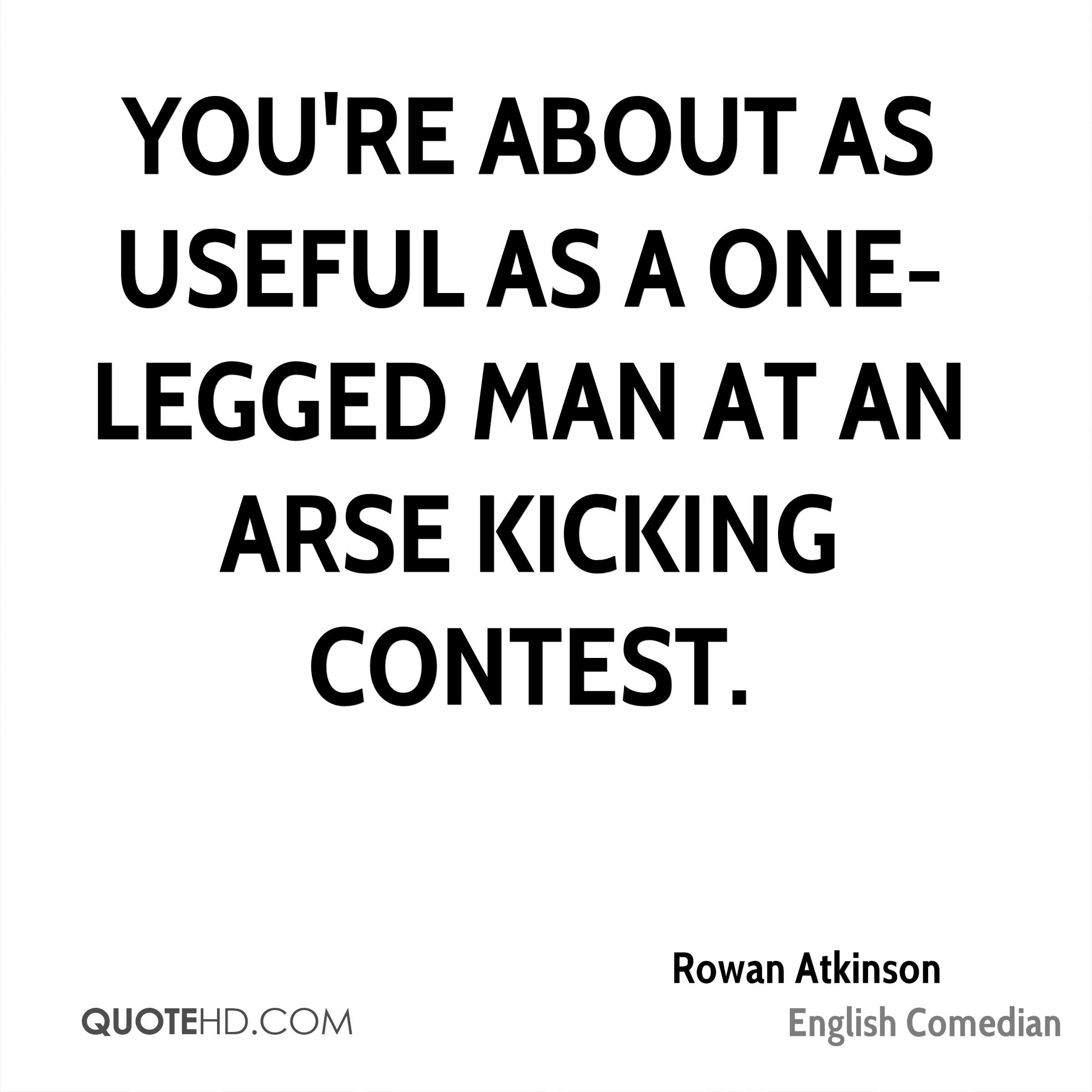 Rowan Atkinson Quotes Quotehd