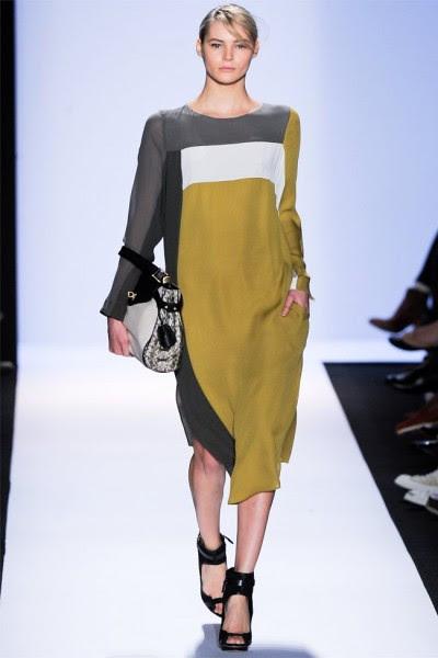 BCBG Runway Show New York Fashion Week For Fall Winter 2012