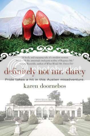 Definitely Not Mr. Darcy Cover