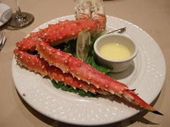 King crab!