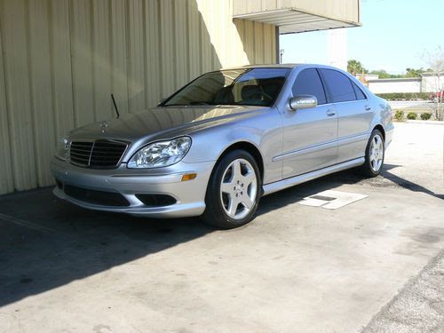 Buy used 2004 Mercedes Benz S500 AMG Package in Kissimmee ...