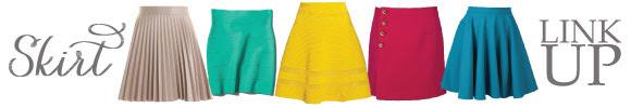 Skirt link-up