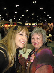 CHA Day 3: Me and Patti!