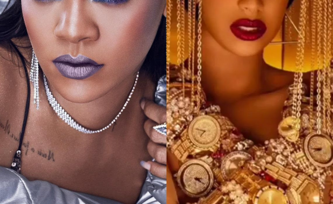 "Rihanna called Cardi B Gold Gloves ""Most Ghetto Sh*t I've Ever Seen"""