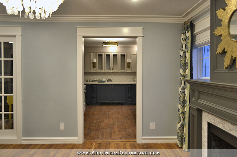And The Winning Living Room Paint Color Is…