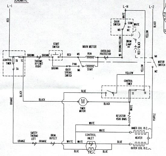 Ge Dishwasher Wiring Diagrams